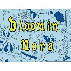 T Shirt - Bloomin Nora - Design