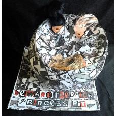 Princess Pit - A3 Art Print